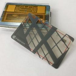판독 가능한 블랭크 카드 액세스 제어 시스템(Ultra High-Frequency 860 - 960MHz PVC 카드용) RFID 카드