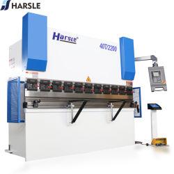 40 X 2200 mm Industriële hydraulische bladrem CNC Folder Machine