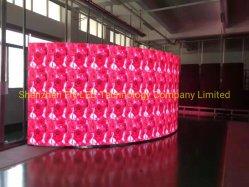Die-Casting алюминиевый корпус для установки внутри помещений в аренду светодиодный дисплей P2.5 P3 RGB SMD 2,5 мм для установки внутри помещений LED видео на стену