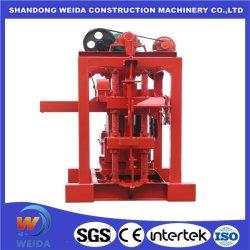 Blocchetto del cemento del mattone Qtj4-40 che fa macchina per fabbricare blocco in calcestruzzo
