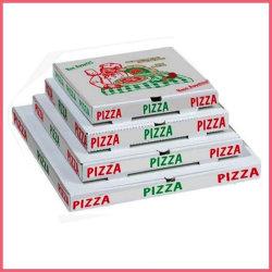 De nieuwe Vakjes van de Pizza van Cardbaord van het Document van de Manier Kleurrijke Druk Golf