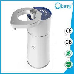 purificador de água nacionais OEM grossista de Pequim, Mini-Ionizador purificador de água para uso doméstico, purificador de água de hidrogénio Japão Taiwan