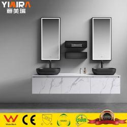 2020 Nuevo Hogar Muebles de Baño Armario Water-Proof de alta calidad doble lavamanos