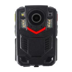 Neue konzipierte Karosserie eingehangene Videokamera-Polizei-Karosserie getragene Kameras mit GPS