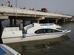 Grandsea 13,8 m 45FT clarabóias de plástico reforçado por fibra de passeios turísticos de ferry de passageiros para venda