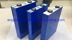 3.2V 16ah long cycle de batterie rechargeable LiFePO4/ prismatique/ des cellules de batterie au lithium-ion/ Rue lumière solaire batterie avec ce certificat RoHS