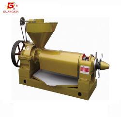 macchina della pressa dell'olio di girasole 10tpd con la più grande scatola ingranaggi