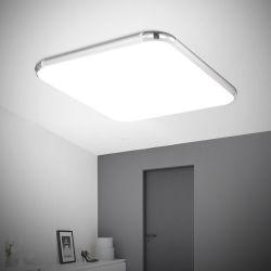 거실, 침실, 주방 또는 회랑을 위한 12W/30W 매립형 LED 천장 조명 3가지 색 온도