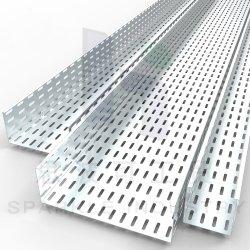 Het Roestvrij staal van het aluminium en het Hete Ondergedompelde Gegalvaniseerde Geperforeerde Dienblad van de Kabel