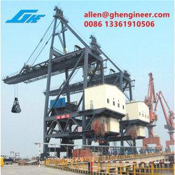 Bridge-Type Grab déchargeur de navires de haute efficacité Fournisseur de matériel de levage