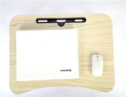 الحاسوب المحمول خشبيّة مصغّرة [فولدبل] طاولة حامل قفص في سرير لأنّ أطفال
