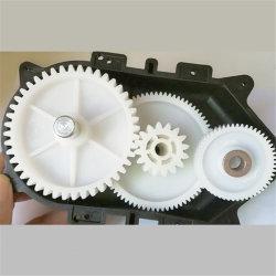 Attrezzo di plastica dell'azionamento di riduzione del dente cilindrico su ordinazione di precisione per la scatola ingranaggi