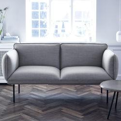 Hotel moderno Sala quarto móveis domésticos recepção sofá de Lazer