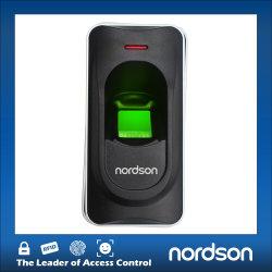 RS485 tarjeta RFID resistente al agua IP68, lector de huellas digitales con control de acceso
