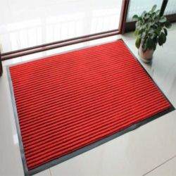 Entrada de Tarja Non-Slip Tapete de porta interior com revestimento de PVC