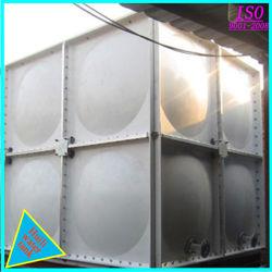 Les BPE de la sécurité des réservoirs de stockage de l'eau en plastique boulonné