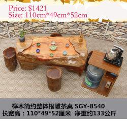 Chinees Kunstwerk Gendiao - de Koffietafel van de Thee van de Kungfu
