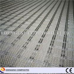 アスファルト舗道の補強のための50X50knガラス繊維のCombogridの合成の上塗を施してある瀝青