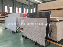 WPC de PVC de alta calidad GABINETE DE COCINA Muebles de paneles de la junta