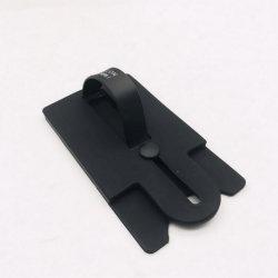 Telefone celular de Silicone Cartão de suporte do anel do dedo