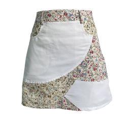 Mode Floral Kurze Mädchen Damenrock