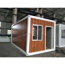 Kleine Haus-vorfabrizierte Wohnmobil-vor tolle Kabine Großbritannien