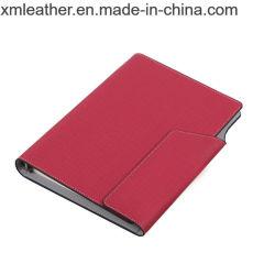 La papeterie personnalisée cuir synthétique Loose-Leaf Ordinateur portable professionnel en spirale