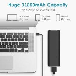 Fabrik-direkter beweglicher mobiler Energien-Handy-Laptop-aufladenschatz
