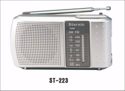 Карманная AM/FM радио с простой операции, Портативный карманный радиоприемник с разъемом для наушников 3,5 мм