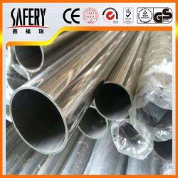 Duplex de haute qualité 201 304 304L 316L 309S 310S 2205 transparente et tuyau en acier inoxydable soudés
