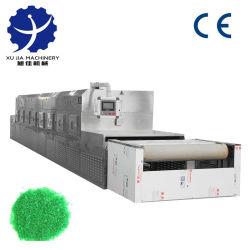 化学製品のマイクロウェーブドライヤー装置