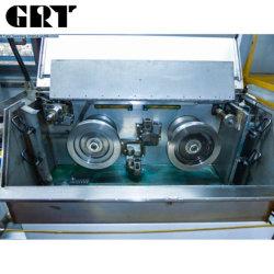 Reparto de la TGR planchada de hilo fino dibujo de la máquina para Al-Mg, Al, el CCA