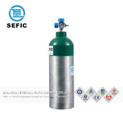 Cheap multifonction cylindre d'oxygène médical portable