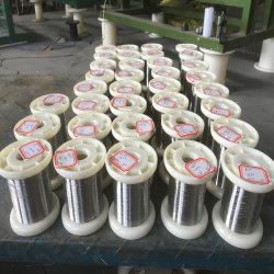 0.025mm 니켈 크롬 합금 코팅 철사