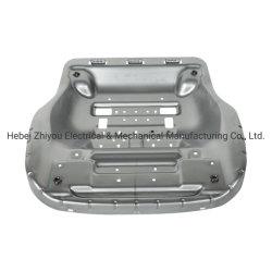 Hoja de automoción pieza de metal estampado parte OEM ODM parte metálica TF 16949 La certificación del bastidor de la Base de asiento de coche