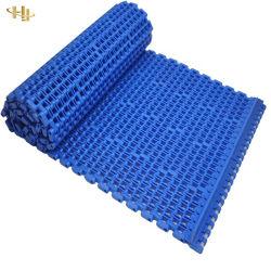 パン屋企業の釣り合ったベルト/螺線形のコンベヤーベルトの梯子ベルトまたは二重螺線形ベルトまたはモジュラーベルトのモジュラープラスチックコンベヤーベルト