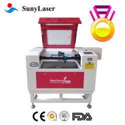 Venta caliente corte y grabado láser Máquina con Ce FDA