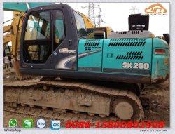 Utilizado excavadoras Kobelco Kobelco SK200-8