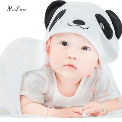 Хлопок малыша колпачковая полотенце малыша колпачковая банными полотенцами.