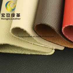 Commerce de gros Abrasion-Resistant imitation cuir de haute qualité pour le rembourrage de meubles