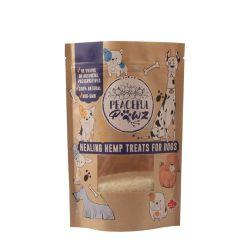 Pochette Ziplock Stand up Pet Nourriture pour chien sac de papier Kraft Animal traiter Feed Bag