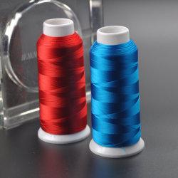 A rápida e eficiente cooperação tintos bordados de rosca