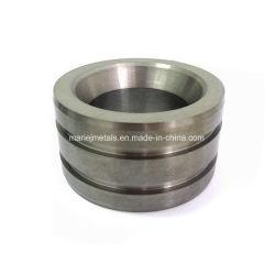 Assento da Válvula de carboneto de tungsténio personalizados com a alta precisão