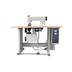 Mejor calidad de ultrasonidos de máquina de coser Máquina de corte de rodadura de borde de encaje