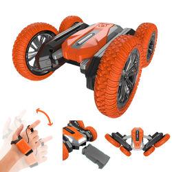 Venda por grosso RC Drone Global Gd99 Ar Eléctrico o controlo gestual Dupla Stunt Carro com duplo comando remoto brinquedos para crianças Piscina Decoração Playgroup Dom