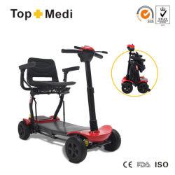 Automatische Afstandsbediening die de Draagbare Gehandicapte Elektrische Autoped van de Mobiliteit vouwen
