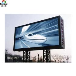 P6-P8 P10 Frente aberta Roadsign Faces duplo ecrã LED Board