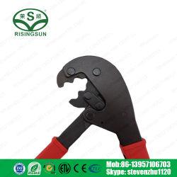 Подключите сетевой кабель RG59/RG6/RG7/RG11 Crmping прибора
