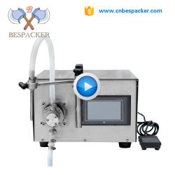 Machine de remplissage de liquide Semi-Auto sans électricité