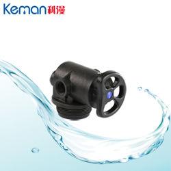 De plastic Klep van de Filter van het Handvat Hand voor de Systemen van de Behandeling van het Water